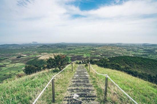 济州岛自然风光图片桌面