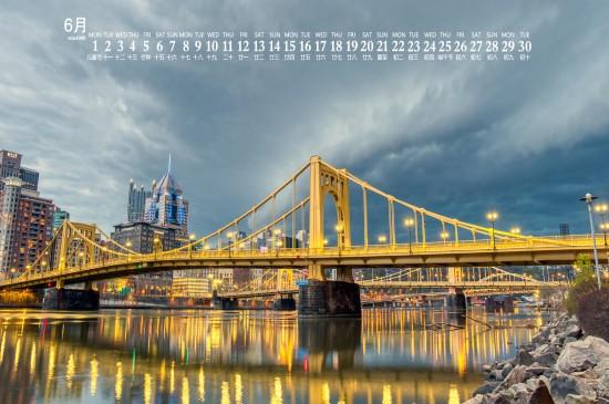 2020年6月唯美城市風景