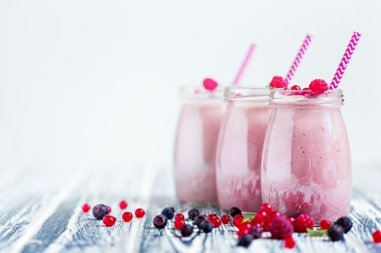 夏日水果冰饮图片素材桌
