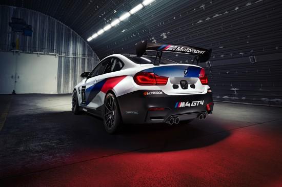 BMW宝马M4 GT4图片桌面壁纸