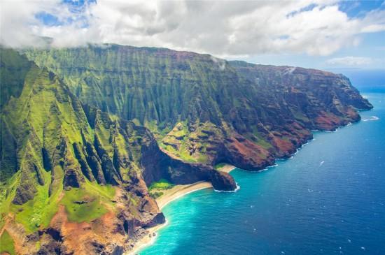 <夏威夷优美风景高清桌面壁纸