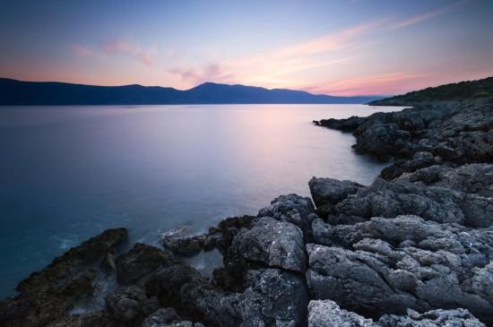 <大自然海岸风景高清桌面壁纸