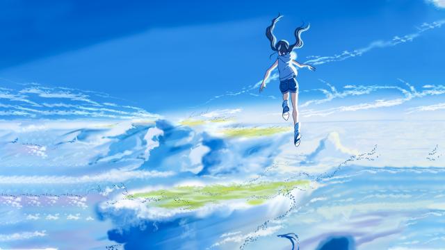 新海诚原创动画电影《天气之子》