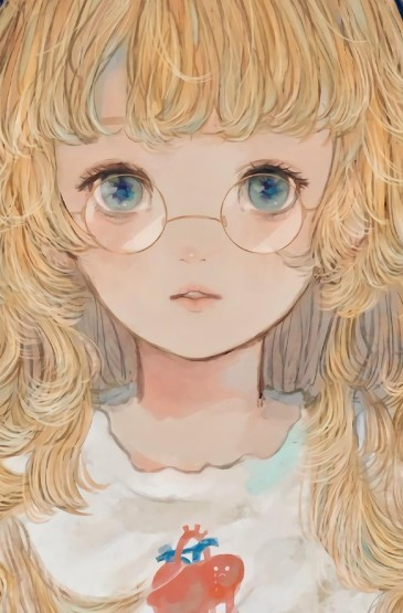 日韩系少女可爱高清手机壁纸
