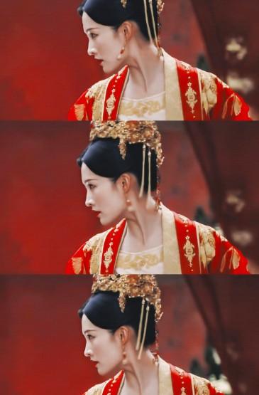 李沁《锦绣南歌》红嫁衣剧照图片