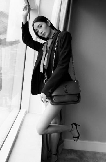 王紫璇摩登时尚写真图片