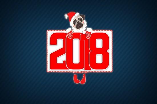 <2018元旦节快乐电脑壁纸