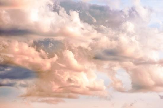 天空唯美云彩平板壁纸大图