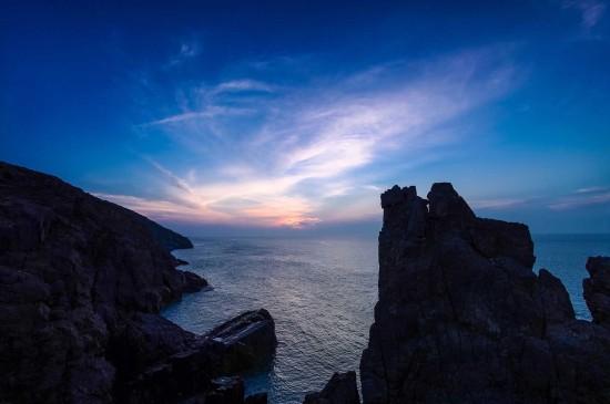 <唯美海岸风景自然风光桌面壁纸