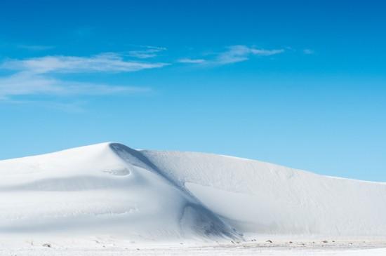 荒凉的戈壁滩沙漠高清桌