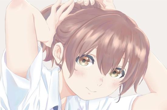 日本动漫《声之形》动漫人物宽屏壁纸图片