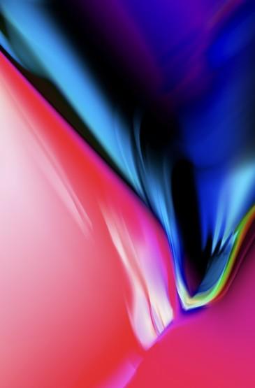 <iOS11与iPhone8系统主题手机壁纸