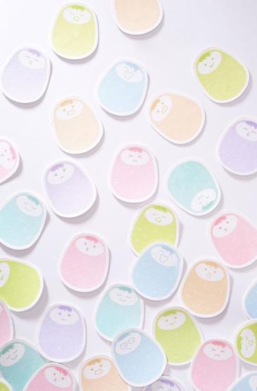 粉色系少女心文藝靜物手機桌面壁紙