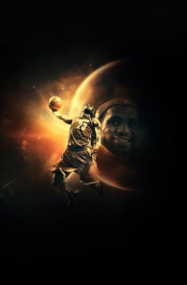 籃球明星高清手機壁紙