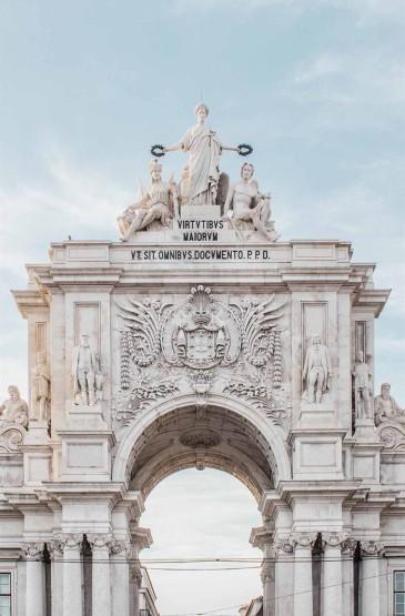 法国巴黎风景名胜手机壁纸