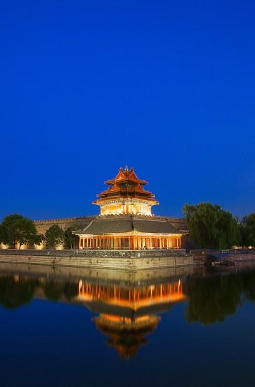 北京故宮高清蘋果手機壁紙圖片