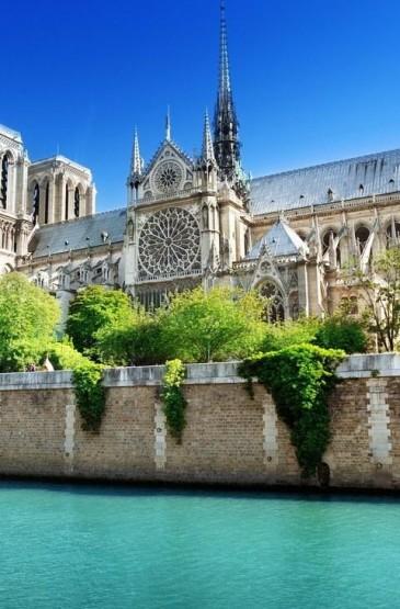 巴黎圣母院高清手機壁紙
