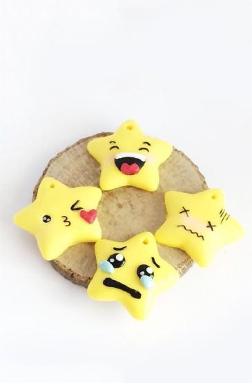 可爱的emoji表情手机壁纸图片