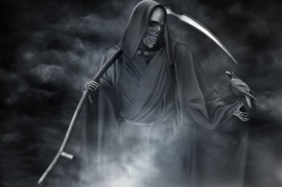 死神鐮刀動漫圖片