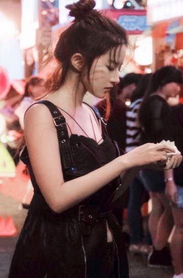 明星女神刘亦菲唯美写真