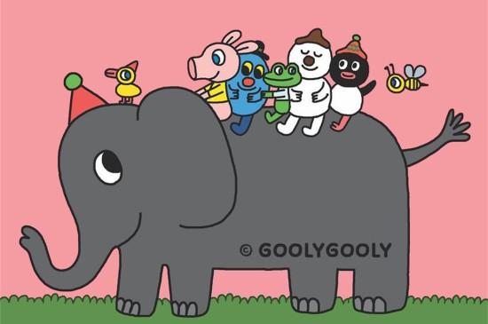可愛卡通插畫ipad壁紙下載