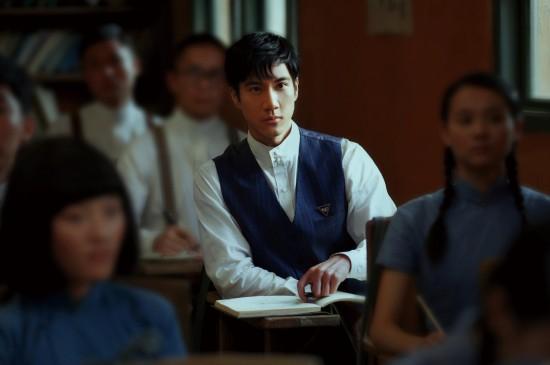 電影《無問西東》王力宏