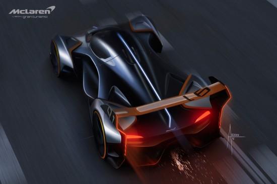 <邁凱輪Ultimate Vision GT概念跑車壁紙