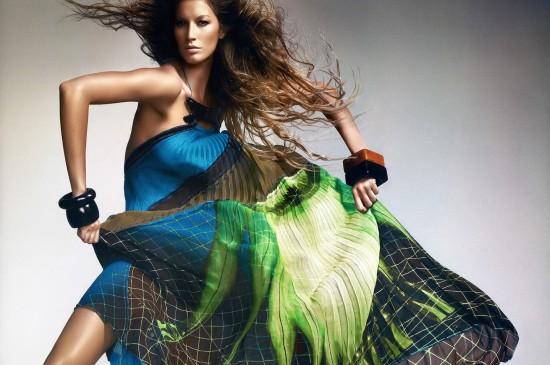 外国明星美女模特宽屏桌