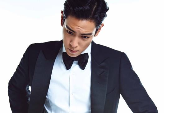 Bigbang成員崔勝鉉TOP帥