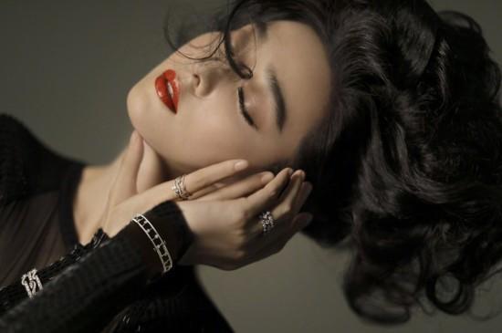 <范冰冰美艳迷人性感写真图片桌面壁纸