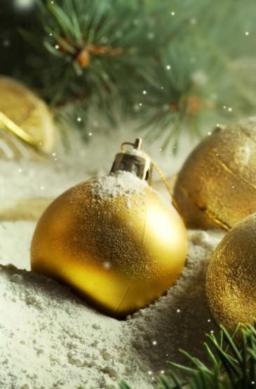 圣誕節用品高清手機壁紙