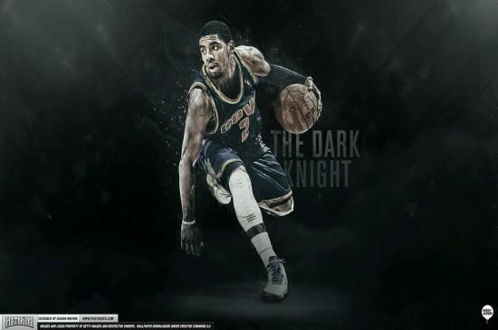 NBA球星凯里·欧文高清图片壁纸