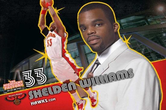 NBA亚特兰大老鹰队图片
