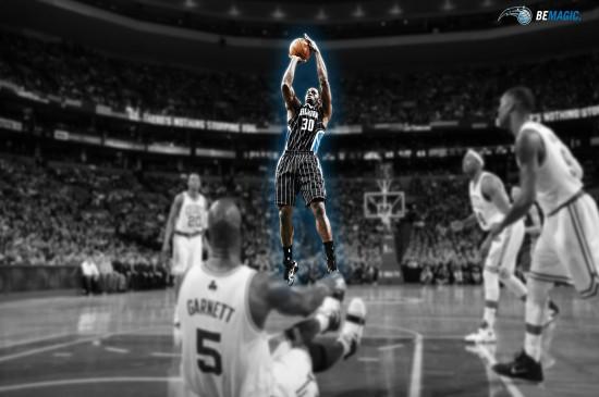 NBA奥兰多魔术队高清图