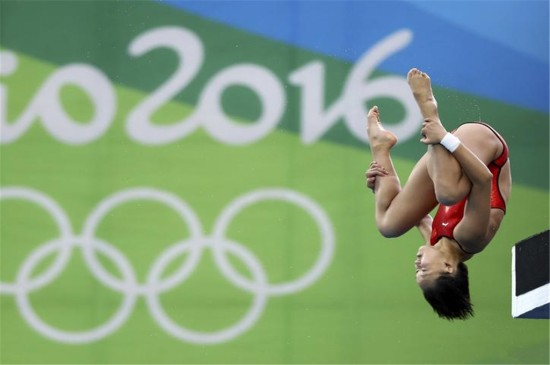 2016里约奥运冠军任茜比