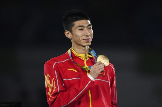 2016里约奥运冠军赵帅比