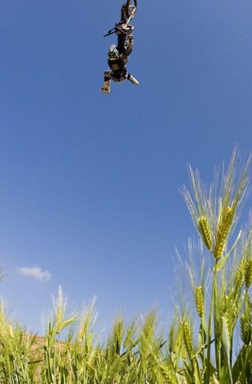 花式越野摩托高清手机壁