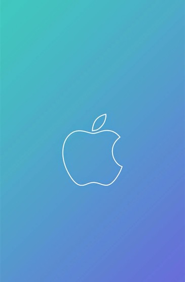 蘋果iOS8原生高清手機桌