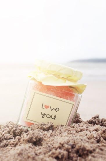 好看的心形图案唯美爱情