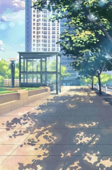 《恋与制作人》唯美游戏场景图片手机壁纸
