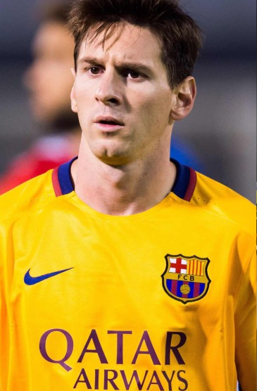 阿根廷球星梅西手機壁紙圖片
