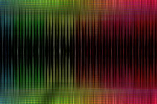 创意彩色线条高清图片素材壁纸
