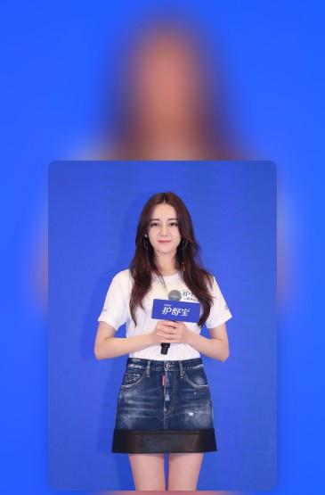 <精选迪丽热巴高清手机壁纸图片