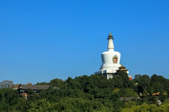 <北京北海公园风景图片桌面壁纸