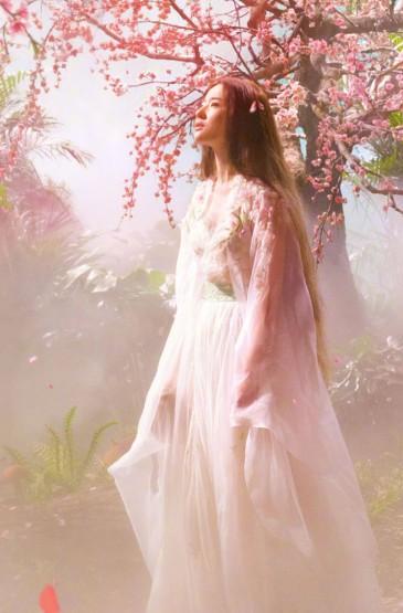 刘亦菲三生三世十里桃花图片剧照手机壁纸