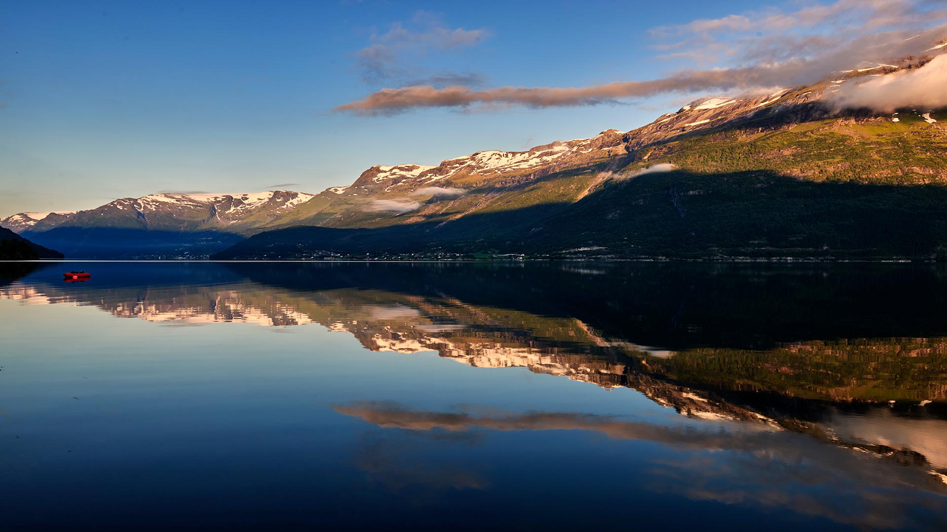 自然山水风景唯美高清桌面壁纸