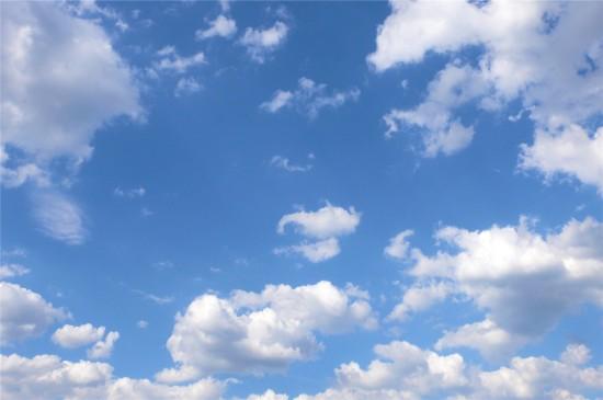 白云云海唯美高清桌面壁纸