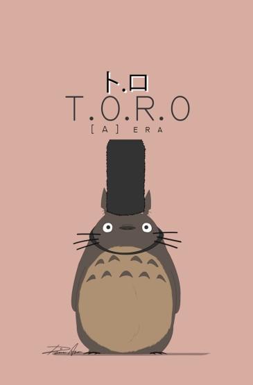 宫崎骏龙猫卡通高清手机壁纸