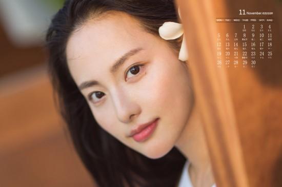 2018年11月张嘉倪魅力图