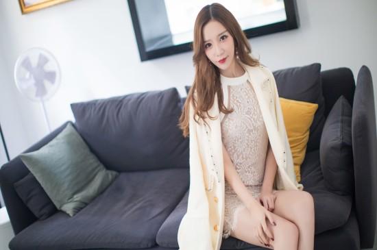 甜美女神高清薄纱旗袍性感美腿诱惑写真桌面壁纸